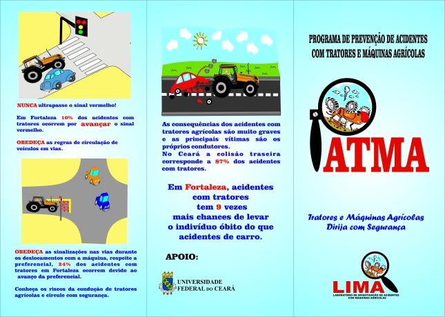 PATMA-Programa de Prevenção de Acidentes com Tratores e Máquinas Agrícolas
